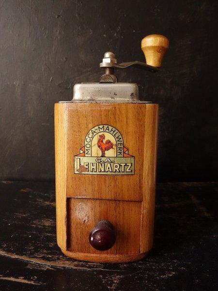 画像1: ドイツビンテージ ドイツのコーヒーミル (1)