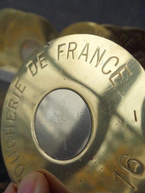 ランスヴィンテージ弾丸のヘッドスタンプ真鍮コースター